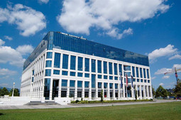 BUSINESS RELATIONS between Salbatring and INA started back in the 1990s; INA headquarters on Veceslava Holjevac Avenue