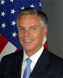 Jon Huntsman (Wikipedia)