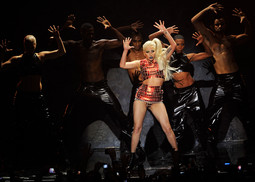 Lady Gaga (Foto: Getty Images/Getty Images/MTV EMA)