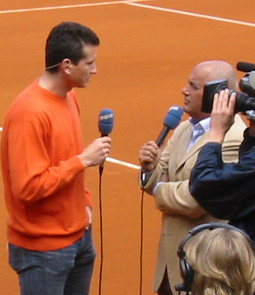 Richard Krajicek (lijevo) - Wikipedia