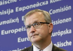 PRESSURE ON SLOVENIA The proposal from Olli Rehn, the European Enlargement Commissioner, is very suitable for Croatia, but not for Slovenia, since in it Rehn also proposes that the issue of the border be separated from the issue of the regime that would govern access to the open seas