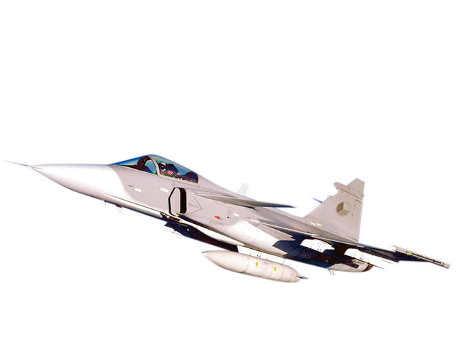 THE SWEDISH GRIPEN would on  F 41