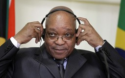 Jacob Zuma (Reuters)