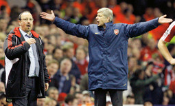 Arsene Wenger was the first to want Modric last July immediately after he purchased Eduardo da Silva. Zdravko Mamic knew that Arsenal could not offer more than €15 million, which was much less than the €30 million which Mamic requested.