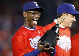 Trener Rangersa Ron Washington (Foto: Reuters)
