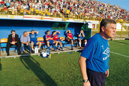 'DJURO BAGO, Dinamo's former assistant coach, saved da Silva several times from being sent back to Brazil, when trainers believed that he was not promising'