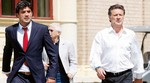 ZORAN AND ZDRAVKO MAMIC Under pressure from investigators - a witness that could implicate them in match-fixing is scheduled to arrive in Zagreb this week