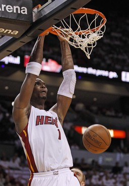 Chris Bosh (Reuters)