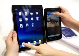 Apple iPad i Samsung Galaxy