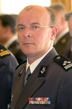 CROATIAN AIR FORCE COMMANDER Brigadier General Vlado Bagaric