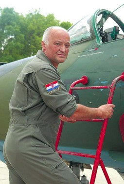 BRIGADIER IVAN SELAK, one of the two remaining active MiG instructors, is employed by the Aeronautics Technical Centre, which places legal constrains on his training of pilots