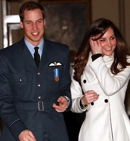 Princ William i Kate Middleton