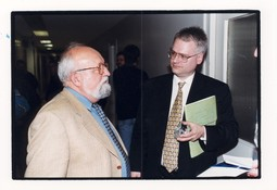 THE WORLD FAMOUS COMPOSER With Polish composer Krzysztof Penderecki