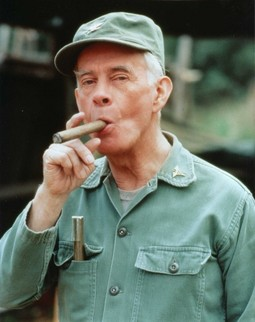 Harry Morgan (Foto: Sitcomsonline.com)