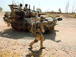 GREAT BRITAIN will keep the 1,000 soldiers send to Afghanistan during the presidential elections and send a further 500
