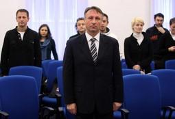 BIVŠI MINISTAR unutarnjih poslova Berislav Rončević zbog afere Kamioni proglašen je krivim i osuđen na četiri godine zatvora