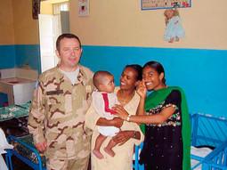 Misija u Sudanu krenula je 2005. kad su vlada i pobunjenici potpisali sporazum o primirju