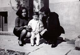 DVOGODIŠNJI Zoran Milanović s roditeljima u Zagrebu
