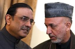 Asifa Ali Zardari i Hamid Karzai, šefovi država Pakistana i Afganistana, polako prepuštaju talibanima svoje države, pokrajinu po pokrajinu