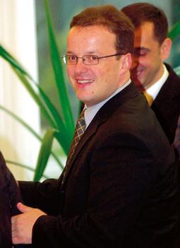 Vladimir Faber ovoga mjeseca imenovan je savjetnikom ministra unutarnjih poslova