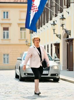 MALO POZNATI SUKOBI Ministrica Marina Matulović-Dropulić do sada se više puta sukobila s premijerkom iza zatvorenih vrata