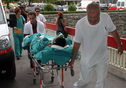 KBC KRIŽINE Frane Lučić prebačen je iz zadarske u splitsku bolnicu, gdje je njegovo zdravstveno stanje u ponedjeljak ocjenjeno kao stabilno